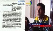 """El """"fantasma"""" de la suspensión persigue al alcalde de Santiago Franklin Sotomayor"""