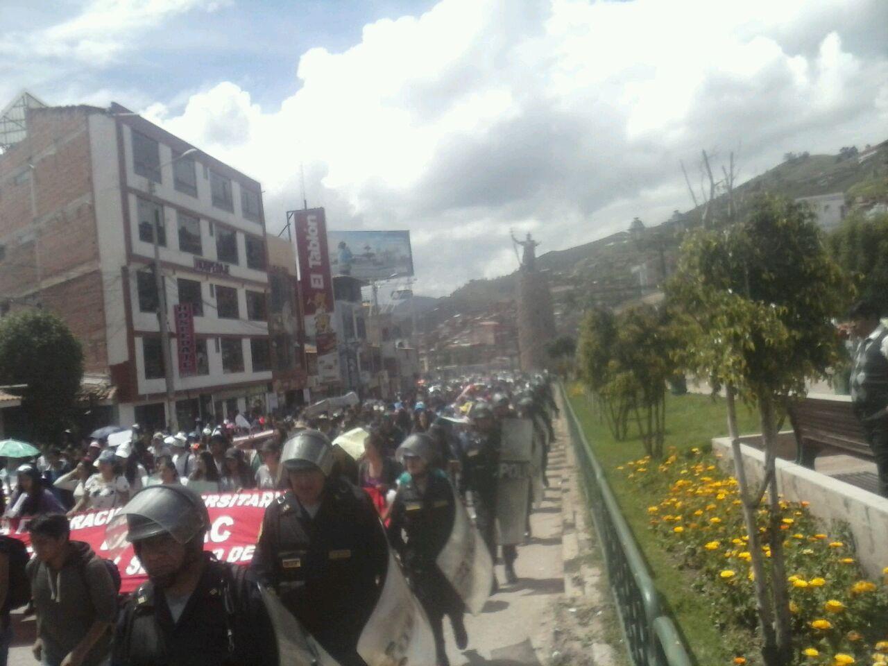 marcha 1