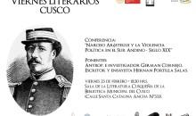 Este 23 de febrero se inician los viernes literarios en la Biblioteca Municipal del Cusco