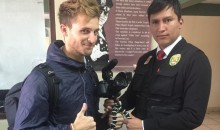 Intervienen a taxista que no devolvió una cámara que turista había dejado olvidado