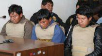 Dictan 9 meses de prisión preventiva a sujetos que confesaron haber asesinado a niño de 8 años