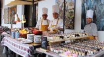 Este sábado 28 de julio vuelve el Gran Patio Buffet del JW Marriott El Convento Cusco