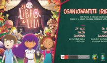 Cultura Cusco concluyó doblaje de película animada al idioma Matsigenka
