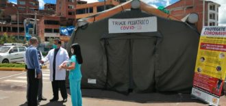 Hospital Antonio Lorena se prepara para atender pacientes con covid 19