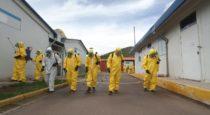 Hospitales del Cusco, fueron  fumigados por autoridades regionales
