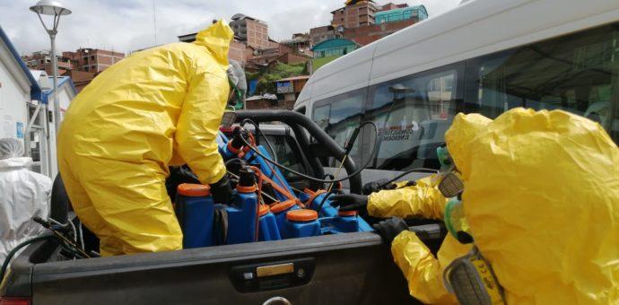 Gobierno Regional del Cusco exhorta a ciudadanos cercanos a congresistas acatar cuarentena obligatoria