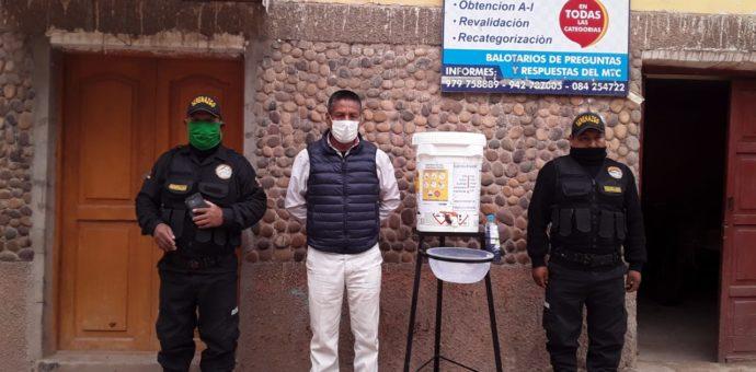 Conscientizan a población rural en el correcto lavado de manos