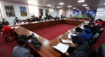 Ampliación del Estado de Emergencia, es evaluado en Asamblea de gobernadores del País