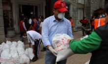 Consettur llevó más de 4 toneladas de ayuda a hermanos del distrito de MachuPicchu