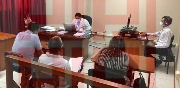 Encarcelan a oficial de la PNP por falsificar pases especiales de tránsito en plena cuarentena