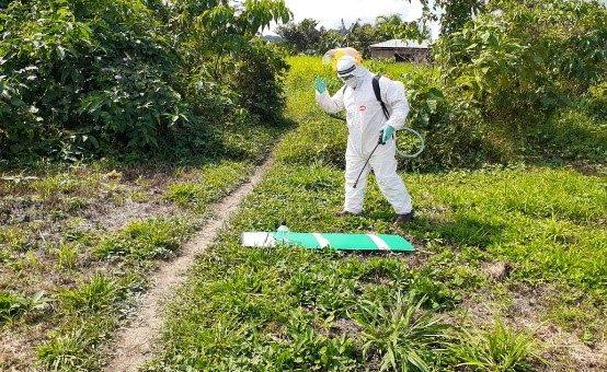 TGP entrega equipos de bioseguridad para prevenir COVID-19 en comunidades del Cusco