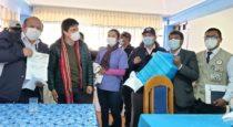 Expandirán trabajo de equipos de respuesta rápida en la provincia de Canchis frente a Covid-19