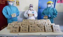Alcaldesa de Cusco anuncia entrega de kits de medicamentos para el tratamiento de Covid-19