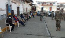 Campaña Operación Tayta se realizó con éxito en la provincia de Chumbivilcas