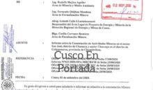 Dirección Regional de Energía y Minas identificó a responsables de contaminación del río Velille