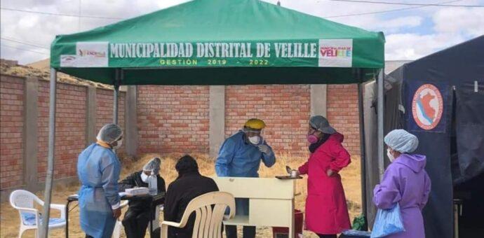 Red de Salud de Chumbivilcas continuará aplicando pruebas rápidas de descarte COVID-19