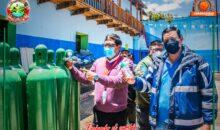 Red de Salud de Chumbivilcas recibe nuevas donaciones para afrontar la pandemia del Covid-19