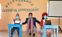 Mas de 74 mil estudiantes y mil setecientos docentes recibirán tablets en la Región Cusco