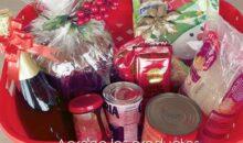Cuidado con los alimentos que se expenden en Navidad