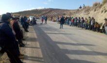 Minera Las Bambas reduce su producción tras 11 días de bloqueo en el corredor minero