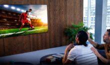 Televisores LG se adecúan a tres tipos de experiencia para disfrutar del cine, deportes o videojuegos