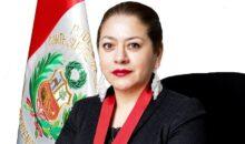 Yenny Margot Delgado es la nueva presidenta de la Corte Superior de Justicia de Cusco