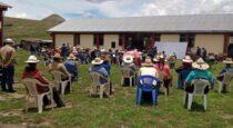 Hudbay propone aportar 4 millones de soles adicionales para el desarrollo de Chumbivilcas