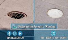 Seda Cusco habilita números para reposición de tapas y buzones