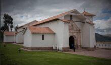 Entregan restaurado templo colonial de Santa Catalina de Marcaconga