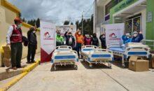 Las Bambas entrega apoyo solidario al distrito de Mara