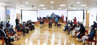 Anta y La Convención se comprometen a frenar enfrentamientos territoriales