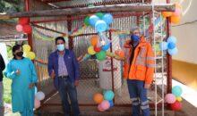 Las Bambas entrega planta de oxígeno al hospital de Tambobamba en Apurímac