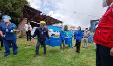 Gobierno alista envío de otras 700 mil vacunas con apoyo de Hudbay Perú