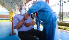 Se inició vacunación de adultos mayores de 80 años en la Provincia de Cusco