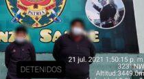 Capturan a presuntos integrantes de la banda «Los Brothers de San Blas»