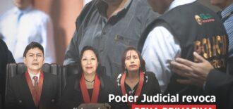 Sala Penal de Apelaciones dispone 4 años de cárcel para Jorge Acurio y César Yauri