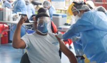 Vacunatón superó ampliamente la meta propuesta para el grupo poblacional de 40 a 49 años