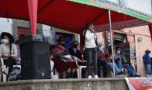 Chumbivilcas exige al Gobierno Regional inmediata conclusión de la obra de saneamiento