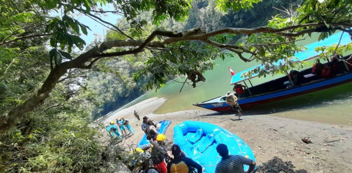 Joven desaparecido en las aguas del río Atalaya fue encontrado sin vida