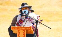 Ministro de Cultura ratifica transferencia de dicha sede ministerial a la ciudad imperial del Cusco