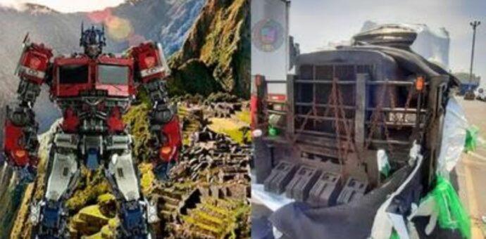 Durante filmación de Transformers no habrá restricciones al turismo en Machu Picchu