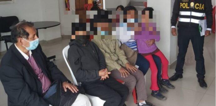 Tres hermanos reportados como desaparecidos, se encontraban en casa de su madre