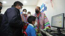 Ministro de Transportes inauguró primer Centro de Acceso Digital de la región Cusco