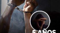 Confirman 5 años de prisión a sujeto que realizó tocamientos en agravio de menor de 14 años