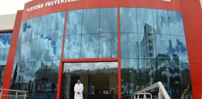 Centro Preventorio del Cáncer de Wanchaq quedó listo para ser inaugurado