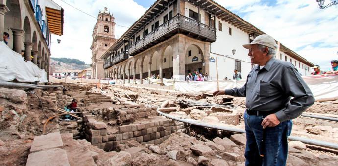 Pedirán que la Unesco se pronuncie sobre hallazgos de la calle Mantas