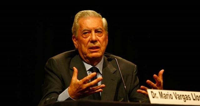 Vargas Llosa: «No quiero que sea presidenta la hija de un asesino»