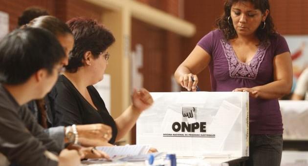 ODPE-Cusco capacitó al 25% de miembros de mesa para las elecciones