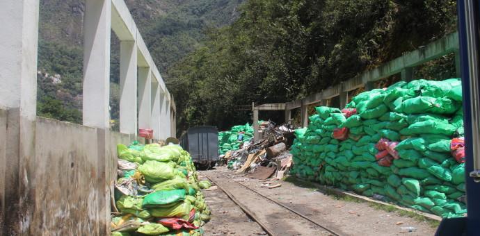 Municipalidad de Machu Picchu exige a PeruRail el traslado gratuito de residuos