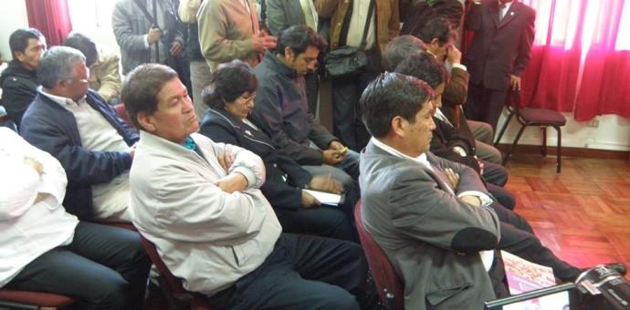Este 20 de octubre Sala Penal del Cusco sentenciará a candidato Benicio Ríos